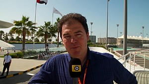 Abu Dhabi preview with James Allen