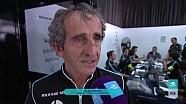 ePrix di Hong Kong 2: la festa sul podio