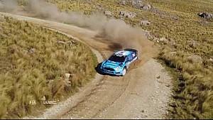 WRC 2016 - Clip aéreo DJI: rally YPF Argentina