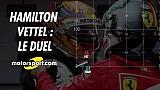 Дуель Хемілтон-Феттель у Ф1 2017 року