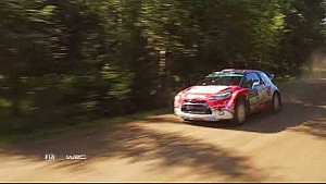 WRC 2016 - DJI aerial clip: Neste rally Finland