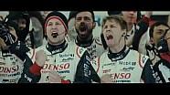 Toyota Gazoo racing | Destino WEC 2018-19