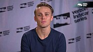 Max Chilton talks about his move to Carlin for 2018