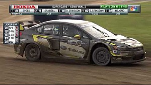 Red Bull GRC Atlantic City I: Supercar yarıfinal B