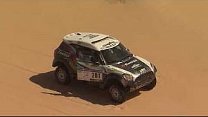 Africa Eco Race 2018 | Higlights tappa 9
