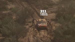 رالي داكار 2018: ملخص المرحلة 13