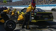 Drivers react to new pit crew changes