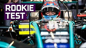 I rookie al test collettivo di Marrakech
