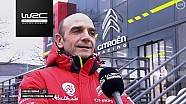 Rally Monte-Carlo 2018: Interview Pierre Budar
