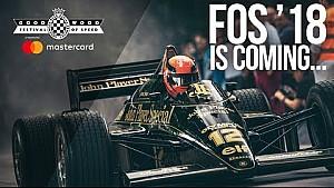 Le trailer du Goodwood Festival of Speed 2018