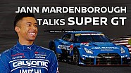 How it feels to drive a GT500 car! Jann Mardenborough meets NISMO TV