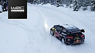 Rally Sweden 2018: Shakedown highlights