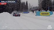 Rally Suecia - Hyundai Motorsport 2018