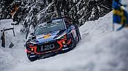 Rallye de Suède 2018 - Résumé - Michelin