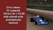 F1 tarihindeki en yakın finiş: 1971 İtalya GP