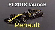 F1 2018 Car Launches: Renault
