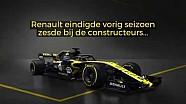 Presentaties F1 2018: Renault R.S.18