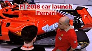 F1 2018 Car Launches: Ferrari