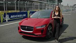 Jaguar I-PACE | Tesla Challenge