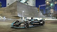 Nuevo coche de FIA Fórmula E Gen2