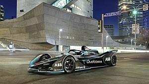 FIA Formula E Gen2 Car