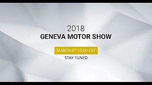 Lamborghini Geneva International Motor show live stream