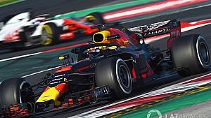 Pretemporada 2018 de F1 - Día 6 ESP