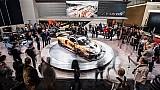 مؤتمر مكلارين الصحفي على هامش معرض جنيف الدولي للسيارات 2018