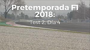 Motorsport Shorts: último día de la segunda sesión de pruebas de F1 en Barcelona LAT