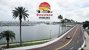 Saturday at the 2018 Firestone Grand Prix of St. Petersburg