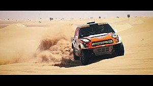 Martin Prokop Baja Dubai 2018