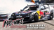 Mad Mike's Japan drift travel: Okuibuki motor park street