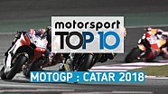 Confira o top-10 do GP do Catar