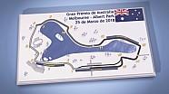 Guías de circuitos: Albert Park, sede del GP de Australia de F1