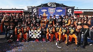 All hands on deck for Truex Jr.'s win at Auto Club