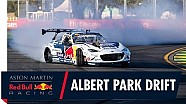 Catch our drift Melbourne? | Daniel Ricciardo meets Mad Mike for an Albert Park drift!