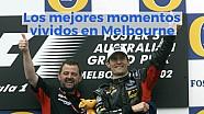 Racing Stories: los mejores momentos de la historia del GP de Australia de F1 ESP