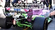 Motorsport Shorts: GP de Australia análisis técnico LAT