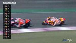 Duel Dovizioso vs Marquez | Lap terakhir MotoGP Qatar 2018