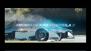 ¡Michelin y Fórmula E!