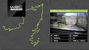 Córcega Rally de Francia 2018: las 12 etapas