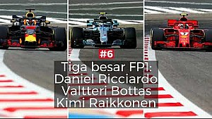 Top 10 Highlights Free Practice | GP Bahrain 2018