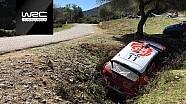 WRC Tour de Corse 2018: Etap Özetleri 1-2