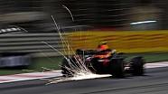 Bahreyn GP Cuma antrenmanları özet
