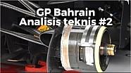 Analisis teknis #2   GP Bahrain 2018