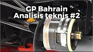Analisis teknis #2 | GP Bahrain 2018