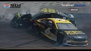 Scanner sounds: Texas Motor Speedway