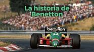 Racing Stories: la historia de Benetton en F1