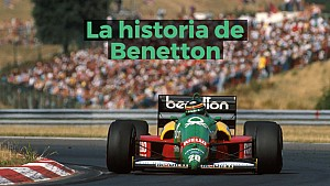 Racing Stories: la historia de Benetton en F1