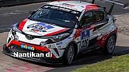 Peluncuran Toyota C-HR | Catatan Balap